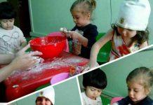 کارگاه آشپزی مادر و کودک نیلیا
