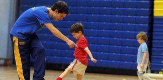 کارگاه استعداد یابی ورزشی کودکان