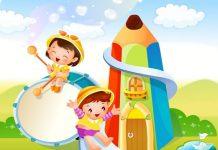 کارگاه بازی و شادی برای کودکان ۲ تا ۶ سال