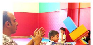 کارگاه مادر و کودک هنر تمرکزی تعادلی تایچی چی کنگ