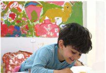 کارگاه نقاشی داستانی برای کودکان 4 تا 9 سال