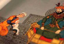 کتاب قصه های شاهنامه؛ بازنویسی به سبک امروزی