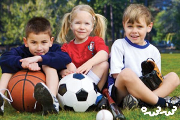کدام ورزش مناسب برای بچه ها است؟