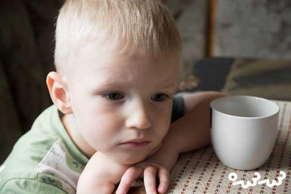 کمبود محبت و فاز احساسی شدید در کودک معتاد به توجه