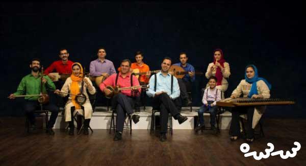 کنسرت گروه زنبورک برای روز جهانی کودک