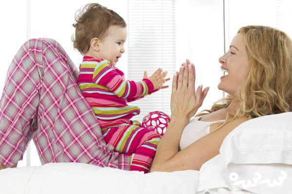 کودکان زیر دو سال بیش از سنین دیگر به محبت نیاز دارند