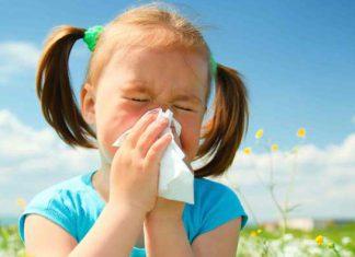 آلرژی و حساسیت در کودکان ؛ انواع و علائم