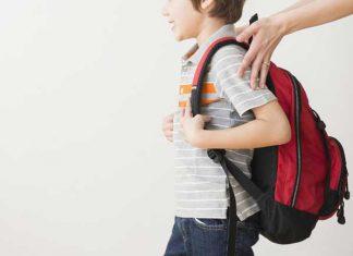 کیف مدرسه کودکان باید چگونه باشد؟