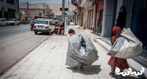 گسترش طرح جمع آوری کودکان خیابانی در حومه تهران