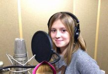گفتگو با آلینا کوکوشکینا صداپیشه مشهور روسیه ای