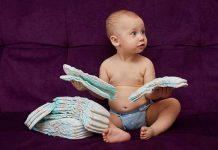 نوزاد تا سه ماهگی به چند پوشک نیاز دارد؟