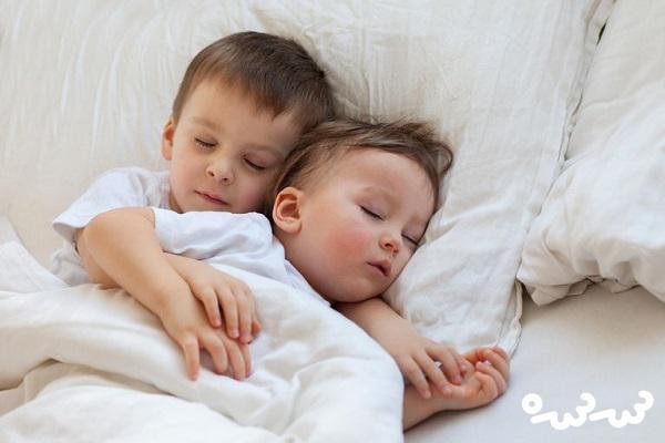 ۱۳ توصیه طلایی برای خواب کودکان