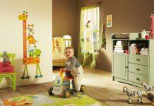 ۱۴ نکته برای تغییر دکوراسیون اتاق کودک