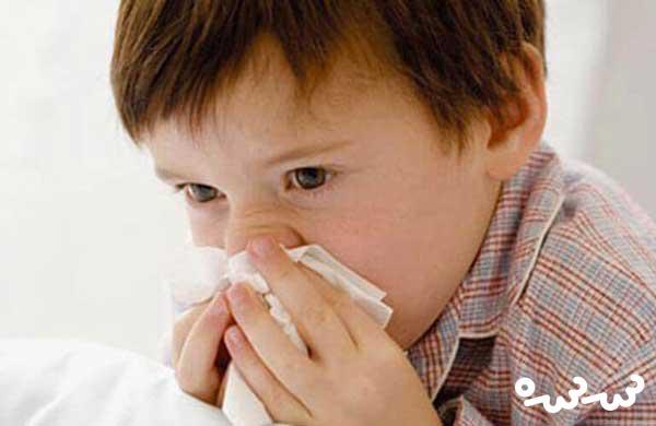 ۱۵ درمان خانگی برای سرفه کودک