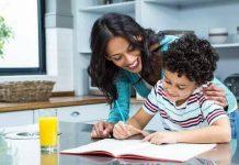۱۸ روش تشویق کودکان برای انجام تکالیف مدرسه