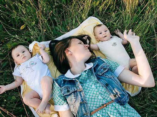 ۵ تفاوت مهم بارداری دوقلو با تک قلو