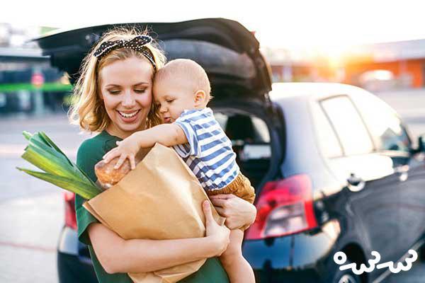 ۵ علت چهار دست و پا نرفتن کودک ؛ چه موقع نگران شویم؟