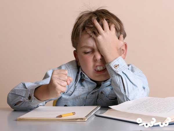 ۶ نشانه ی کودک بیش فعال