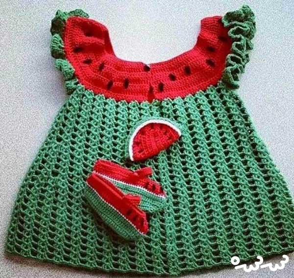۹ ایده لباس شب یلدا زیبا برای کودک شما