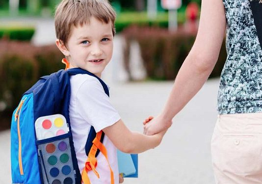 ۹ راهکار برای کاهش استرس کودک