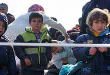 فراخوان دفتر بین المللی کتاب یاری رساندن به کودکان پناهنده سراسر جهان