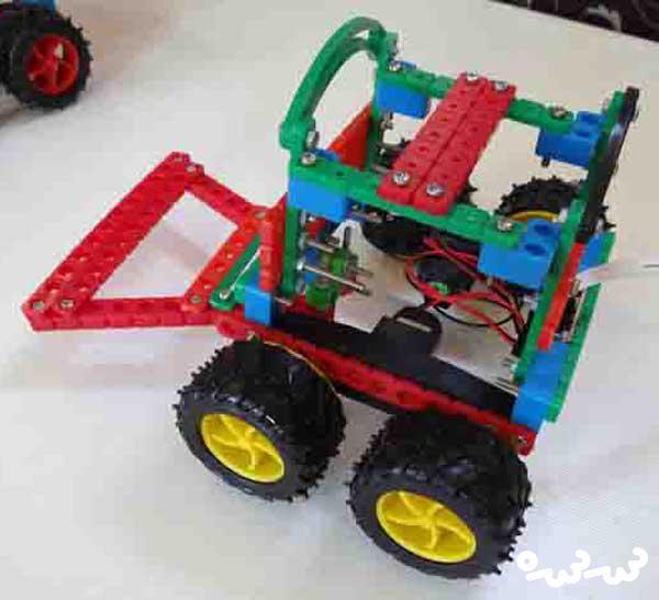 کارگاه رباتیک با مهندس کوچولو