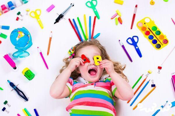 ۱۰ روش برای پرورش کودک خلاق