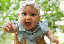 ۶ حالت مختلف فرم سر نوزاد
