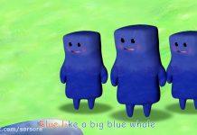 ABC Kids - آموزش رنگها به انگلیسی (آبی)