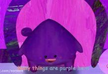 ABC Kids - آموزش رنگها به انگلیسی (بنفش)