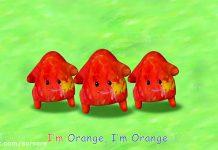 ABC Kids - آموزش رنگها به انگلیسی (نارنجی)