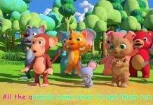 انیمیشن The Tortoise And The Hare - ABC Kids