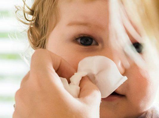 همه چیز درباره سرماخوردگی نوزاد