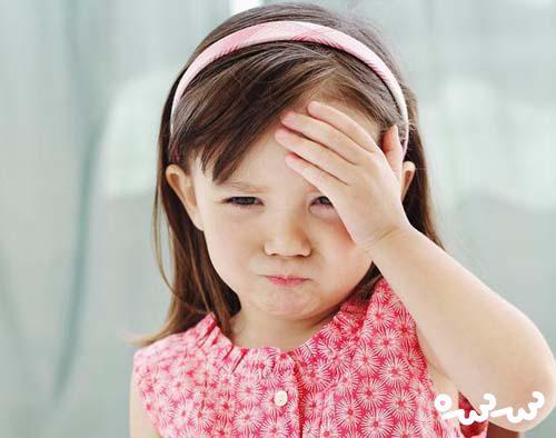 چرا کودکان دچار غش و سرگیجه می شوند؟