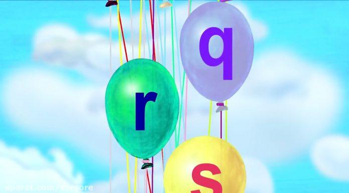 انیمیشن ABC Kids - آموزش حروف الفبای انگلیسی