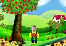 انیمیشن ABC Kids - آموزش حروف الفبا انگلیسی (A)