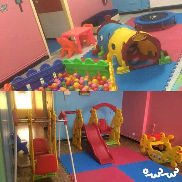 بازی آزاد برای کودکان 1 تا 6 سال