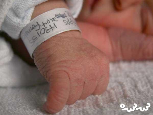 عوض شدن بچه در هنگام تولد