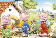 قصه سه بچه خوک