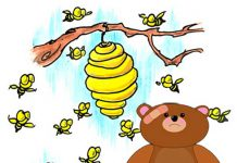 قصه خرس زورگو