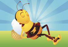 قصه نجات زنبور تنبل