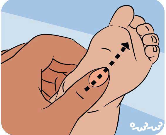 آموزش ماساژ نوزاد با تصویر