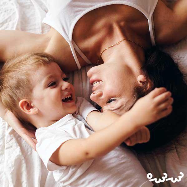 نحوه حرف زدن با کودک ؛ ۴ رازی که شما را به هم نزدیک می کند