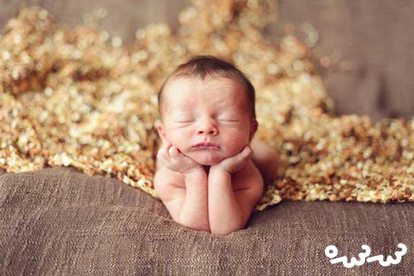 حساسیت هفت بخش بدن نوزاد که نمی دانستید