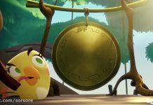 کارتون انگری بردز - The Golden Egg
