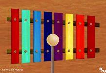 کارتون ABC Kids | آموزش حروف الفبا انگلیسی (X)