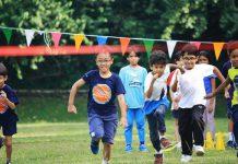 کارگاه آموزش و مسابقه ورزشی