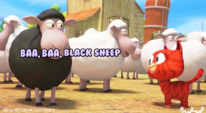 انیمیشن black sheep - ABC Kids