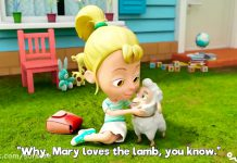 انیمیشن marry had a little lamb - ABC Kids