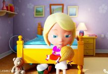انیمیشن miss polly had a dolly - ABC Kids